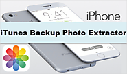 Top Way to Extract and Recover Photos from iPhone Backup
