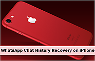 Top 3 Ways to Recover Deleted WhatsApp Messages from iPhone