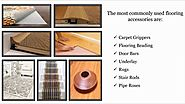Kinds of Flooring Accessories & Their Uses - Video Dailymotion