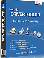 Driver Toolkit 8.5 Crack + License Key 100% Working Full