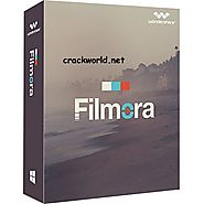 Wondershare Filmora 8.3.0 With Crack Plus Keys Get Free!