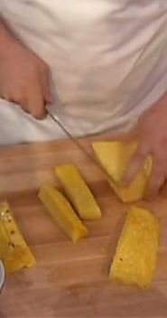 """Iron Chef America: The Series"" Symon vs. Nawab: Pineapple (TV Episode 2009)"