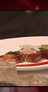 """Iron Chef America: The Series"" Morimoto vs. Cantu: Beets (TV Episode 2007)"