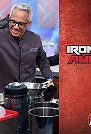 """Iron Chef America: The Series"" Michael Symon vs. John Fraser: Califlower (TV Episode 2005)"