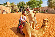 Abu Dhabi Desert Safari Trip - An Unforgettable Vacation For Lifetime! by abudhabiprivatetour