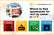 Where to find apartments for rent by owner in UK