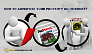 How to advertise your property on internet?