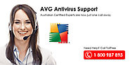 AVG Technical Support - Call 1 800 987 893 Australia | Avg Antivirus Tech Support