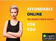 No Credit Check Loans | Credit Lenders UK Ltd.