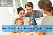 No Guarantor Loans | Credit Lenders UK Ltd.