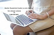 Mozilla Thunderbird Customer Support Helps to recover forget password or smtp error