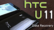 HTC U11 Data Recovery - Recover Deleted Photos, SMS, Contacts, etc From HTC U11