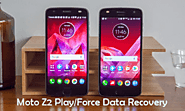 How to Recover Deleted Photos, Contacts, SMS, and Other Files from Moto Z2 Force/Play