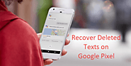 How to Recover Deleted Text Messages on Google Pixel (XL)