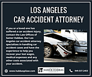 Los Angeles Car Accident Attorney - Law Offices of Samer Habbas