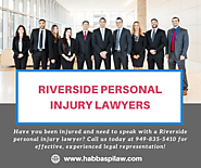 Personal Injury Lawyers Riverside