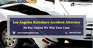 Experienced Los Angeles Rideshare Accident Attorney