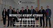 Best Motorcycle Accident Attorney in San Bernardino