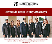 Riverside Brain Injury Attorney