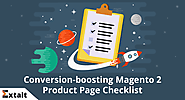 Conversion-boosting Magento 2 Product Page Checklist
