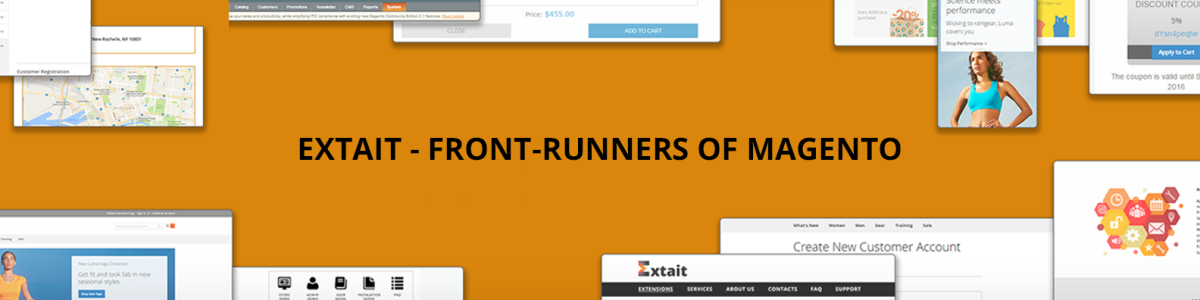 Headline for Extait blog | best e-commerce and magento 2 info and solutions