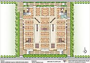 Galaxy Diamond Plaza Floor Plan