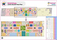 Spectrum Metro Sector 75 Noida: Floor Plan