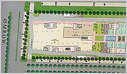 Spectrum Metro Sector 75 Noida: Site Plan
