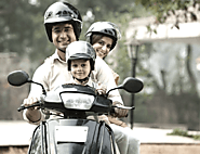 Two Wheeler Loans Online - Make Your Ride Easier with Quick Bike Loan Provided by Fullerton India
