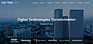 Contus - A SMAC Driven Digital Transformation Company