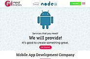 Mobile App Development Company India, USA - Android, iPhone Application Development