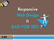 Responsive Web Design is BAD for SEO?