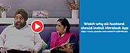 Watch-why all husband should install Meratask App | Meratask