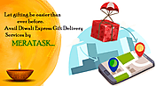 Reach out to the best Corporate Diwali Gifts Delivery across Delhi-NCR | Meratask