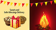 Sweets and Lohri blessings Delivery | Meratask
