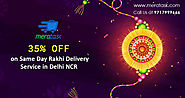 Rakhi delivery service by meratask