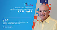 "Q & A with Karl Kapp: ""Games are very valuable in today's corporate environment"""