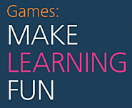 Games Make Learning Fun