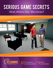 Serious Game Secrets - What, Where, How, Who Cares? | Whitepaper