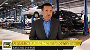 St. Louis Park, Golden Valley Tire Service & Auto Repair Wonderful 5 Star Review