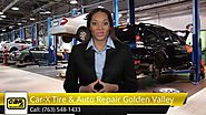 St. Louis Park, Golden Valley Tire Service & Auto Repair, Oil Change Amazing 5 Star Review