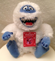 Rudolph Red Nosed Reindeer Bumble Abominable Snowman Plush Toy