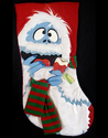 Rudolph the Red Nosed Reindeer Bumble Abominable Snowman Christmas Stocking
