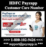 HDFC Payzapp Customer Care Number Find Online | Toll Free 24×7, Email, Chat