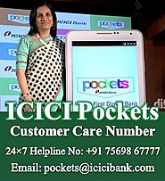 Find ICICI Pockets Customer Care Number Online | 24×7 Call, Email Chat