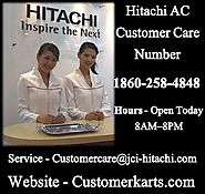 Find Hitachi AC Customer Care Number India| Chat, Email 24*7 Helpline Number