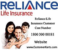 Check Reliance Life Insurance Customer Care Number Online 24*7 Toll Free Number
