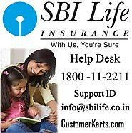 Find SBI Life Insurance Customer Care Numbers, 24×7 Toll Free, Mail, Chat