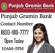 Punjab Gramin Bank Contact Number Toll Free | Check Customer Care, Email