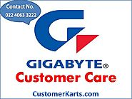 Gigabyte Customer Care 24*7 Number and Service Center In India
